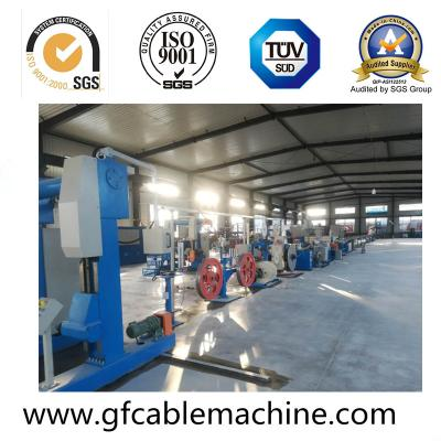 Outdoor optical cable sheathing line