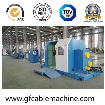 Cantilever Type Wire Single Twist Cabling Machine