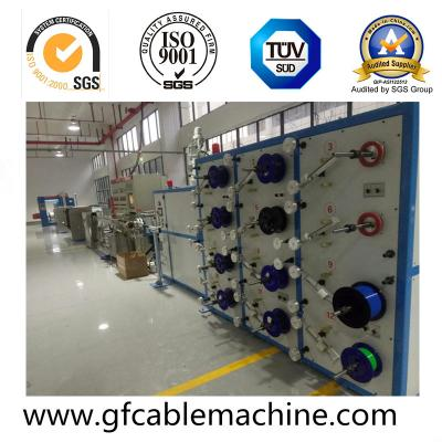 Loose tube production line-optical cable machine